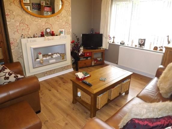 Lounge of Tower Grove, Leigh, Greater Manchester WN7