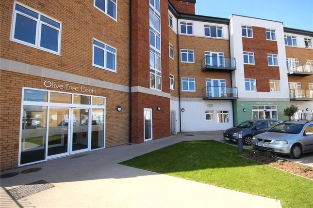 Thumbnail Flat to rent in Olive Tree Court, Chessel Drive, Charlton Hayes, Bristol