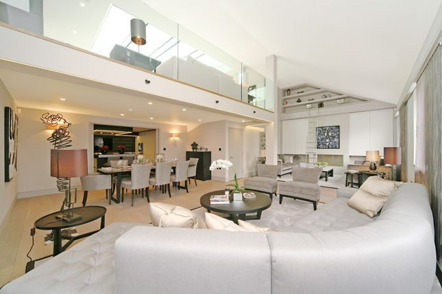 Thumbnail Flat to rent in Prince's Gate, South Kensington