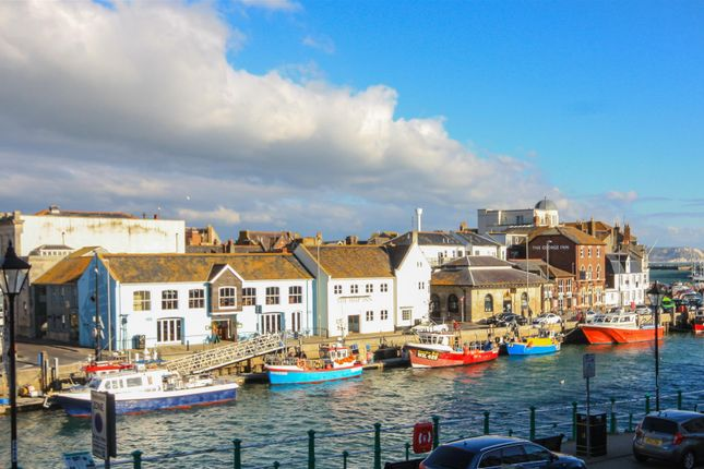 Thumbnail Terraced house for sale in Lloyd Terrace, Chickerell Road, Chickerell, Weymouth