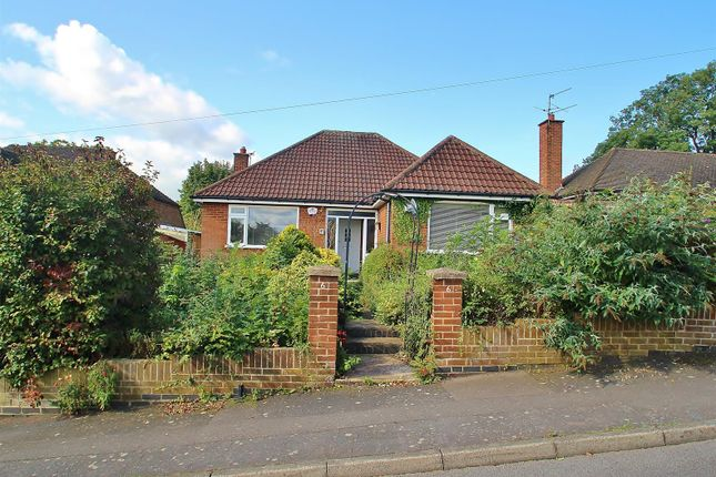 Thumbnail Bungalow for sale in Templar Way, Rothley, Leicestershire