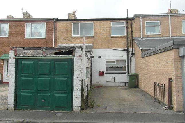 Thumbnail Terraced house for sale in West View, Seghill, Cramlington
