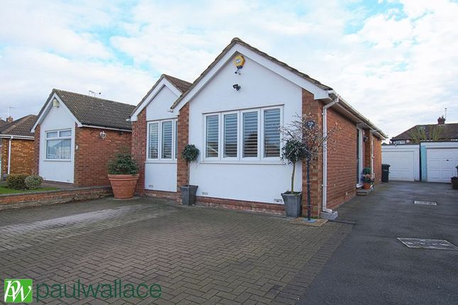 Thumbnail Semi-detached bungalow for sale in Winton Drive, Cheshunt, Waltham Cross