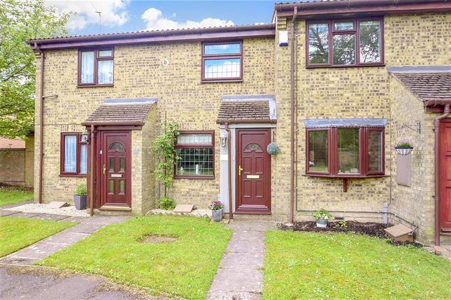 Thumbnail Terraced house for sale in The Briars, West Kingsdown, Sevenoaks, Kent