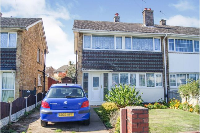 Thumbnail Semi-detached house for sale in Mercel Avenue, Doncaster