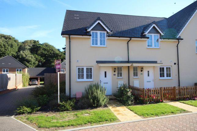 Thumbnail End terrace house for sale in Colmanton Grove, Deal
