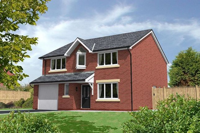Thumbnail Detached house for sale in Scott, Marton Meadows, Cropper Road, Blackpool