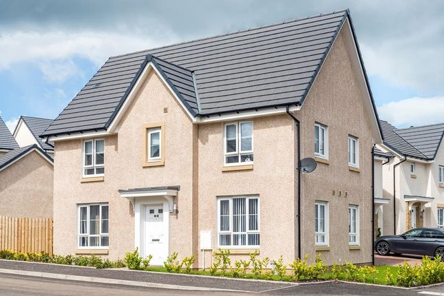 "Thumbnail Detached house for sale in ""Craigston"" at Kildean Road, Stirling"