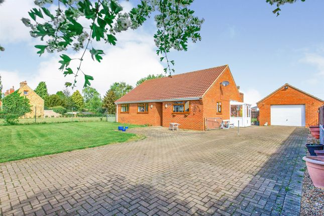 Thumbnail Detached bungalow for sale in Little Heath, Gamlingay, Sandy