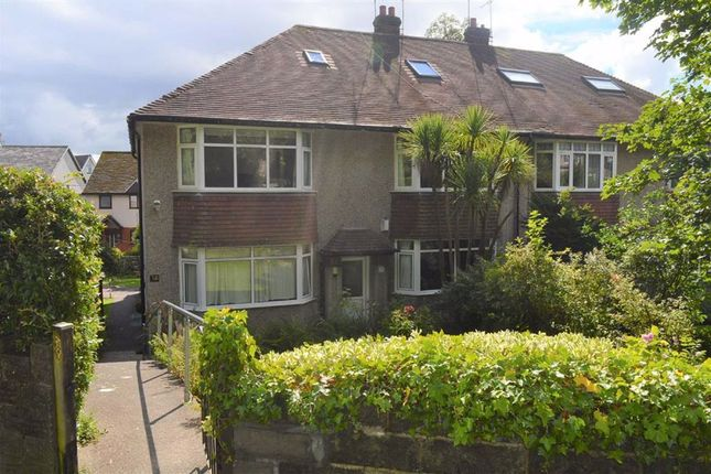 Thumbnail Flat for sale in Ffynone Drive, Swansea