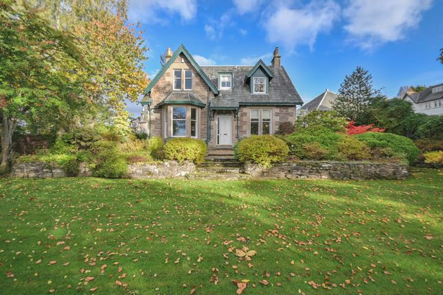 Thumbnail Detached house for sale in St Margarets Drive, Dunblane