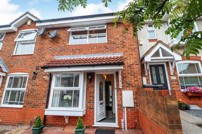 Thumbnail Terraced house for sale in Dodington Close, Gloucester