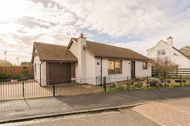 Thumbnail Detached bungalow for sale in 12B, Riversdale Crescent, Edinburgh