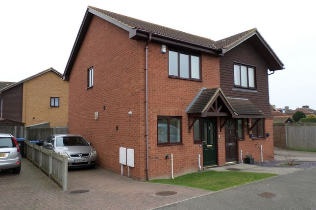 Thumbnail Terraced house to rent in Lanfranc Road, Deal