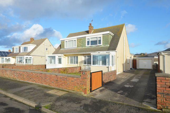 Thumbnail Semi-detached house for sale in 8 Edmiston Drive, Girvan