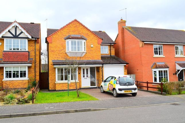 Thumbnail Property to rent in Battalion Drive, Wootton, Northampton