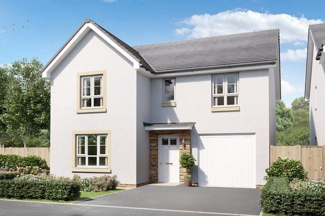 "Thumbnail Detached house for sale in ""Ballathie"" at Castlelaw Crescent, Bilston, Roslin"