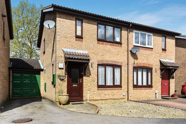 Semi-detached house for sale in Beckdale Close, Bicester