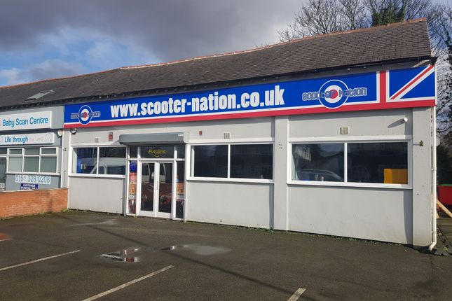 Thumbnail Retail premises to let in New Chester Road, Eastham, Wirral