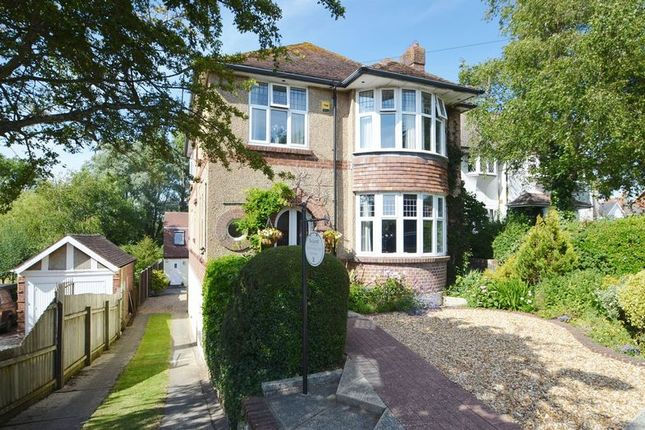 Thumbnail Detached house for sale in Cranford Avenue, Weymouth