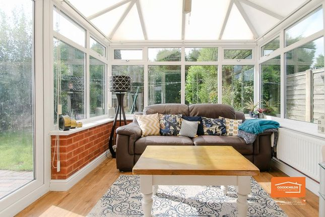 Conservatory of Green Lane, Shelfield WS4