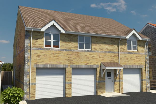Thumbnail Flat for sale in Fir Tree Court, Ferrybridge Road, Knottingley