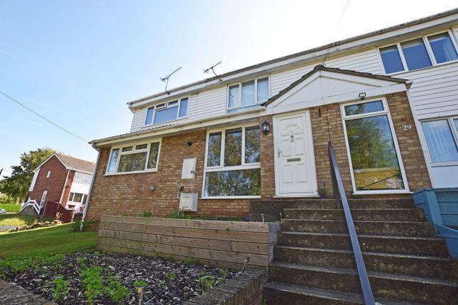 Terraced house to rent in Nightingale Close, Rainham