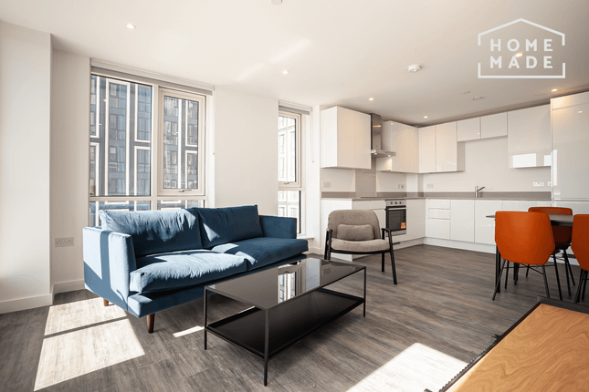 Thumbnail Flat to rent in The Copper House, Liverpool