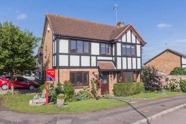 Thumbnail Detached house for sale in Lakeside, Irthlingborough, Wellingborough