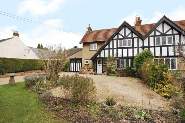 Thumbnail Semi-detached house for sale in Chinnor, Oxfordshire
