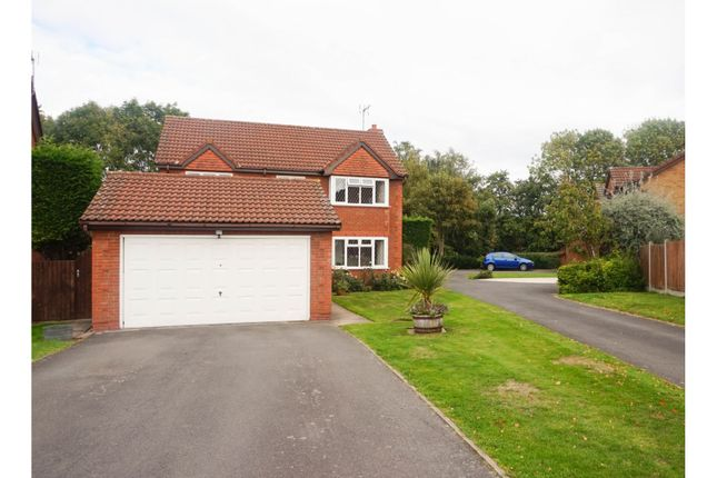 Thumbnail Detached house for sale in Broomhurst Way, Muxton Telford