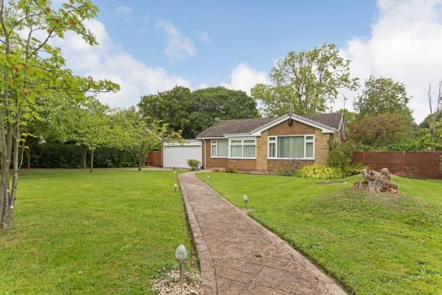 Thumbnail Bungalow for sale in Langton Court, Darras Hall, Ponteland, Northumberland