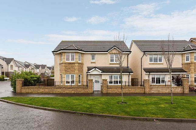 Thumbnail Detached house for sale in Easter Langside Drive, Dalkeith