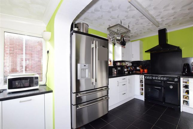 Kitchen Area of Wellesley Close, Waterlooville, Hampshire PO7