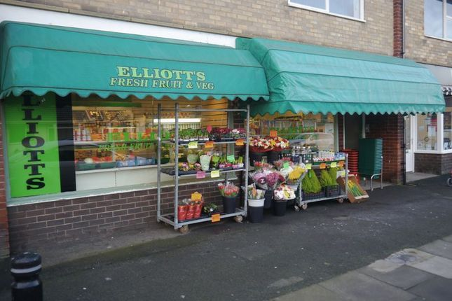 Thumbnail Commercial property for sale in Elliott's Fruit & Veg, 11 Canterbury Way, Wideopen