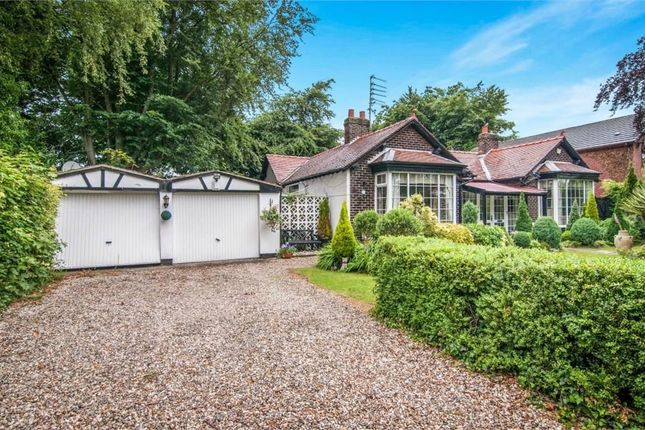 Thumbnail Detached bungalow for sale in Mill Lane, Kirkby, Liverpool, Merseyside