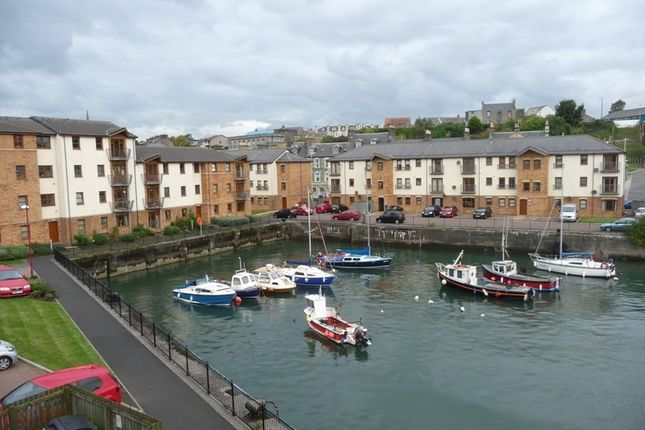 Thumbnail Flat to rent in Deas' Wharf, Kirkcaldy