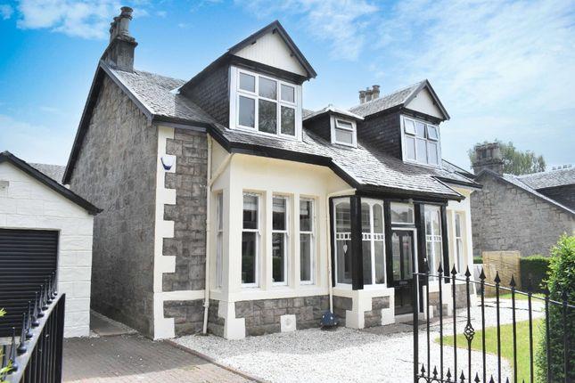 Detached house for sale in Kersland Drive, Milngavie, East Dunbartonshire