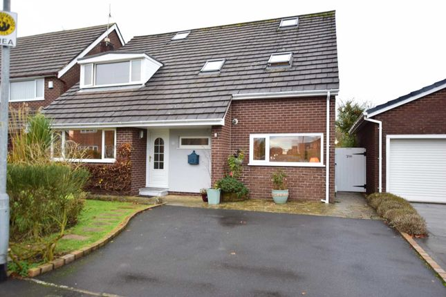 Thumbnail Detached house for sale in Ribby Avenue, Wrea Green, Preston