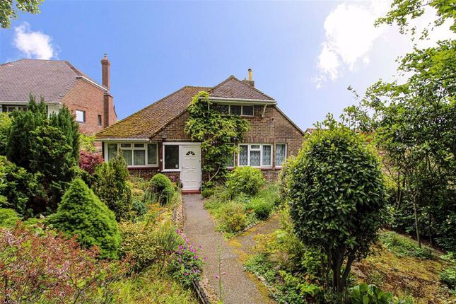 Thumbnail Detached bungalow for sale in Dunclutha Road, Hastings, East Sussex