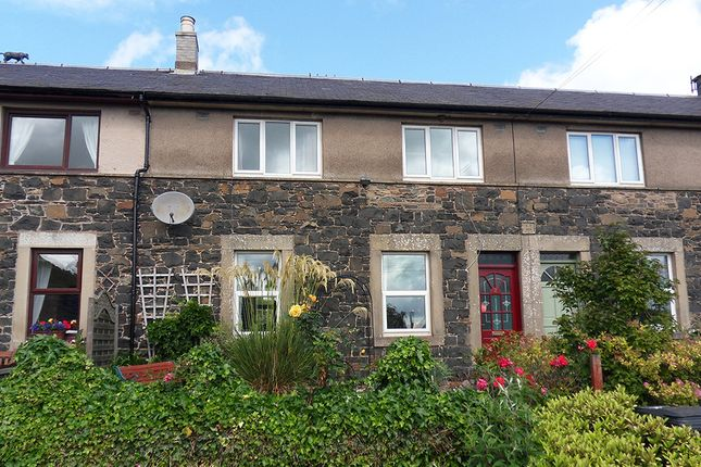 Terraced house for sale in Harelawside Cottages, Grantshouse