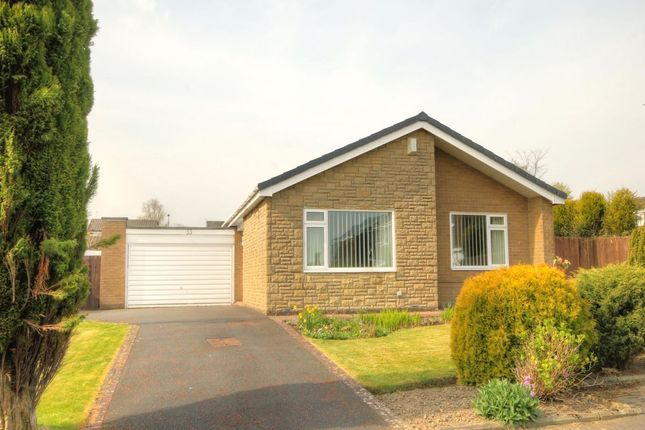 Thumbnail Bungalow for sale in Ingram Drive, Chapel Park, Newcastle Upon Tyne