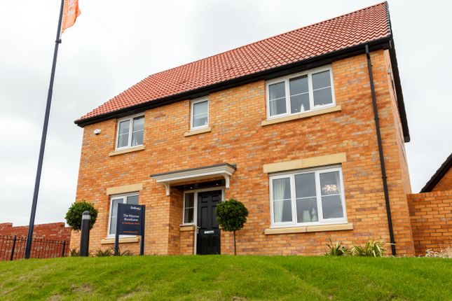 4 bedroom detached house for sale in Lon Masarn, Ty Coch, Swansea