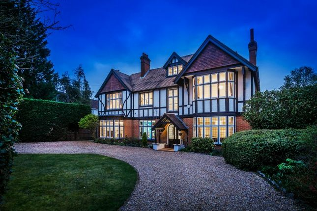 Detached house for sale in Ridgeway, Horsell, Woking