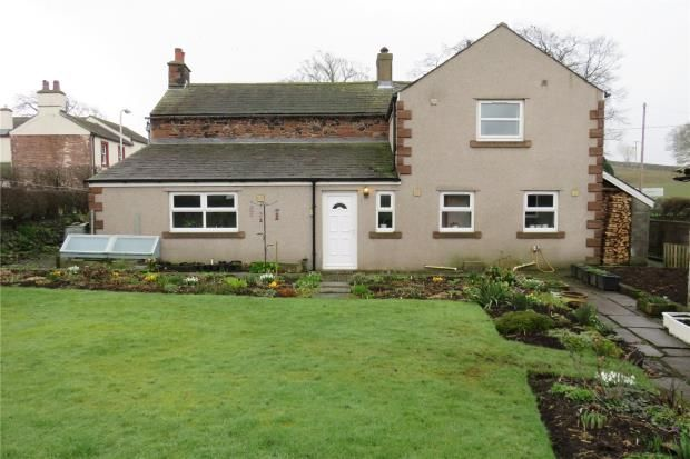 Thumbnail Detached house for sale in Beech House, Langrigg, Wigton, Cumbria