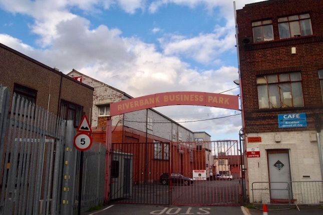 Thumbnail Light industrial for sale in Dye House Lane, Bow