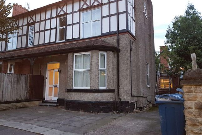Thumbnail Shared accommodation to rent in George Road, West Bridgford, Nottingham