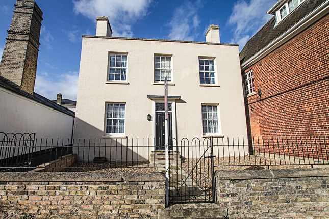 Thumbnail Detached house to rent in High Street, Newmarket