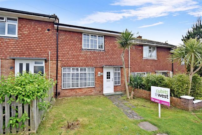 Thumbnail Terraced house for sale in The Ridgway, Woodingdean, Brighton, East Sussex