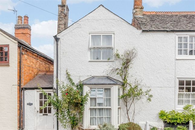 Thumbnail Cottage for sale in Bell Lane, Burton Overy, Leicester